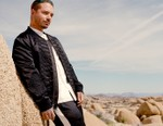 J Balvin Wears the OVADIA & SONS 2017 Spring Collection