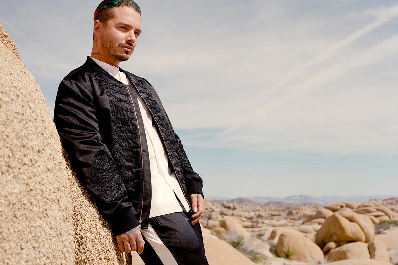 OVADIA & SONS J Balvin 2017 Spring/Summer Lookbook collection campaign