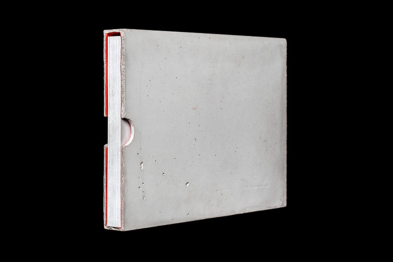 Gábor Kasza Concrete Slipcase Photo Book Photography Images Visuals Design Art