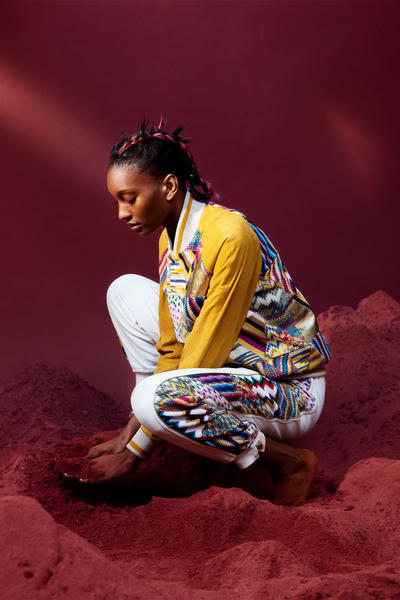 Pigalle Missoni 2017 Spring Capsule Collection