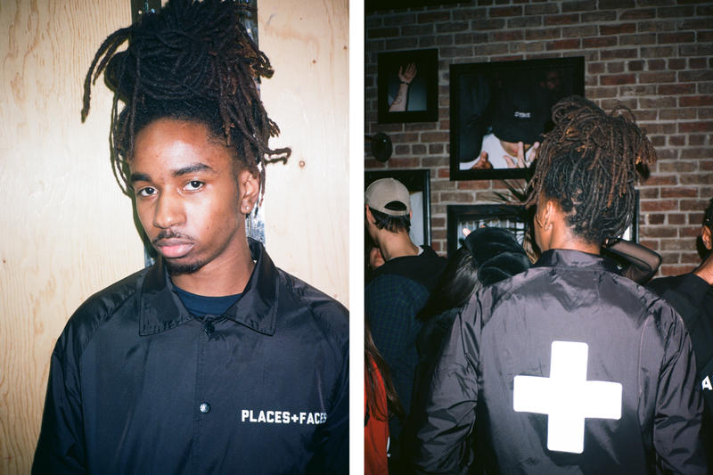 Places+Faces 2017 Spring Summer Lookbook