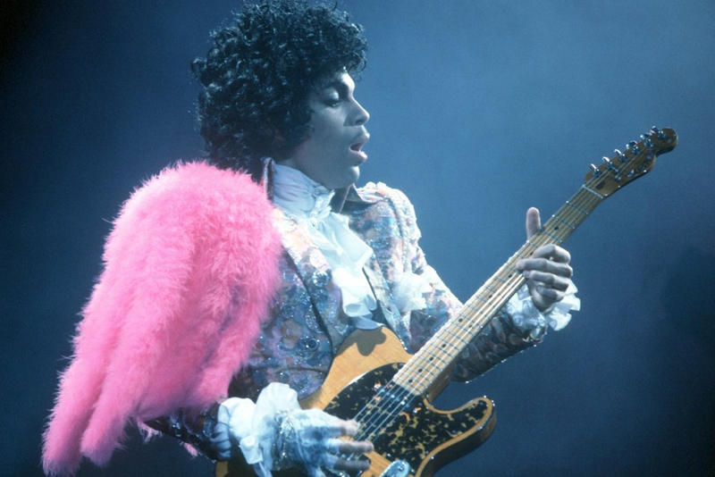 "Prince New Music Track ""Deliverance"" New Six-Track EP"