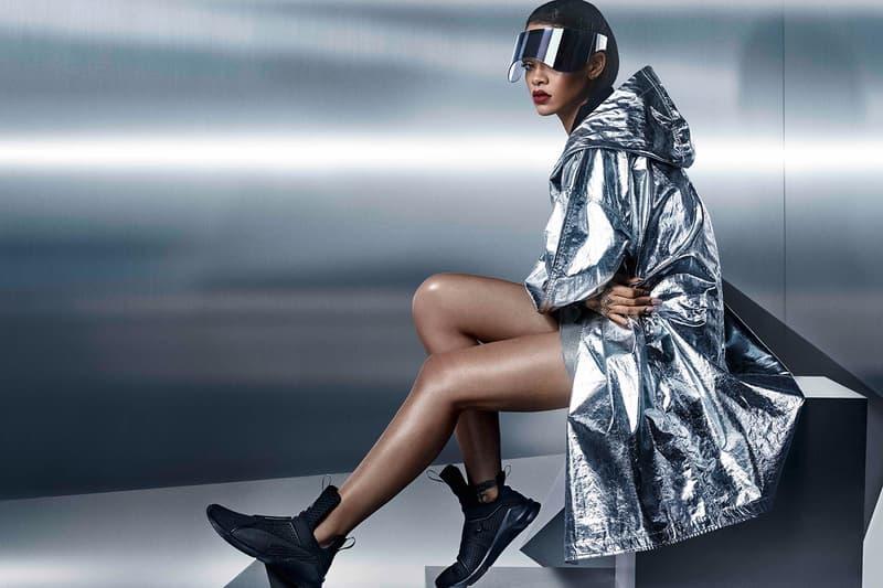 Rihanna PUMA fenty