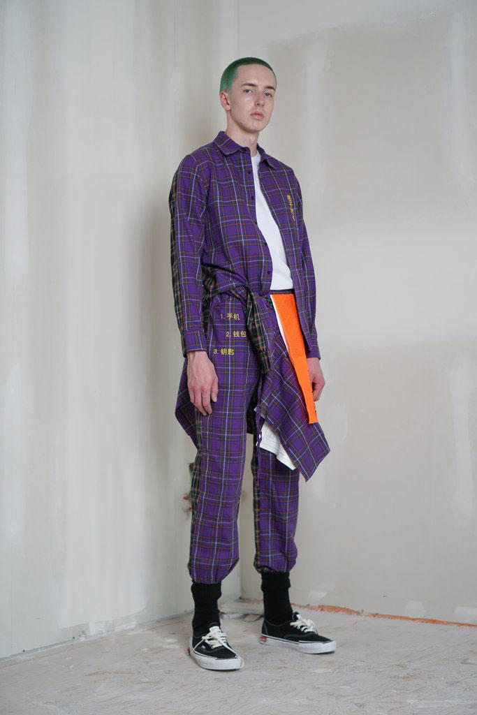 Purlicue The Fake 2017 Spring Summer Collection