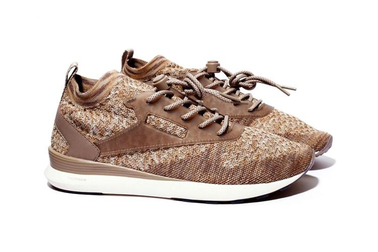 2c0a853fe90 Reebok Classic and mita sneakers Drop a Sandy-Hued Zoku Runner UltraKnit