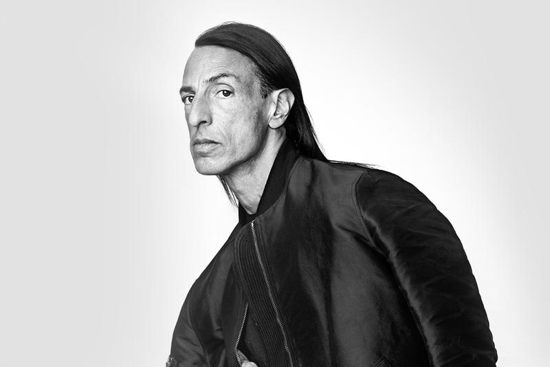 Rick Owens Interview Paris 2017 Fall/Winter