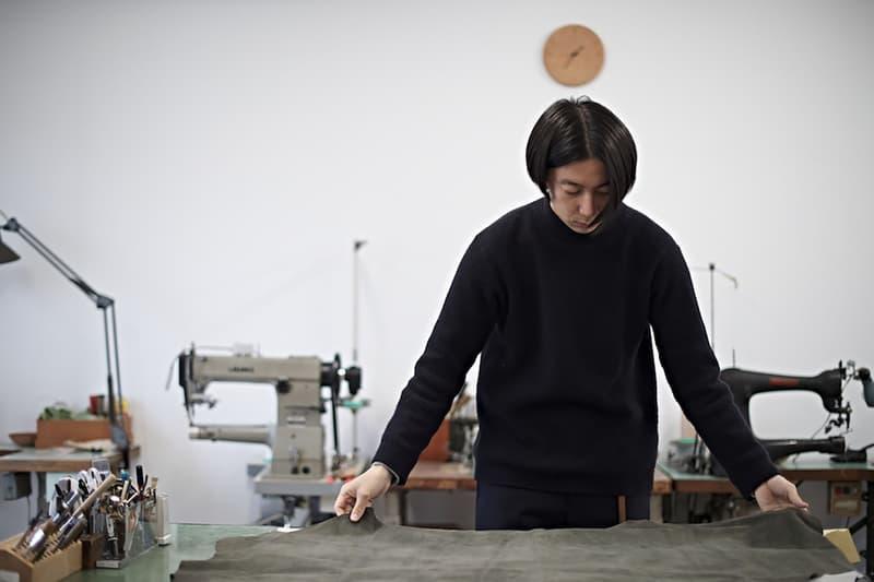 Ryo Kashiwazaki Hender Scheme Interview