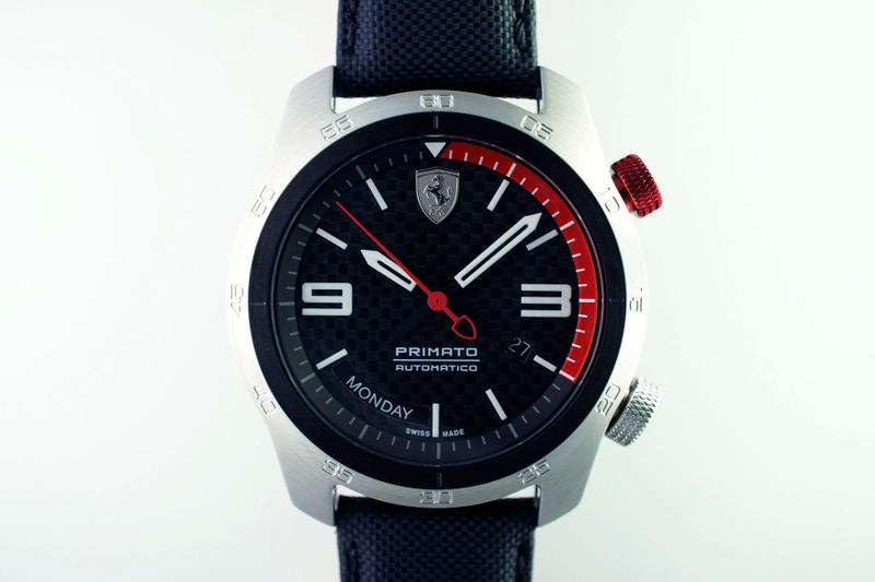 Scuderia Ferrari Primato 70th Anniversary Watch Swiss