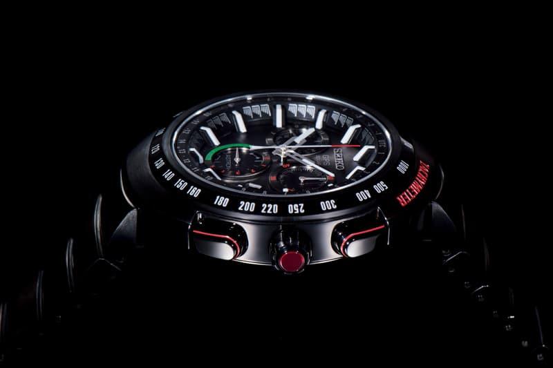 The Seiko Astron Giugiaro Design Limited Edition GPS Astron Timepiece Watches Accessories Alien