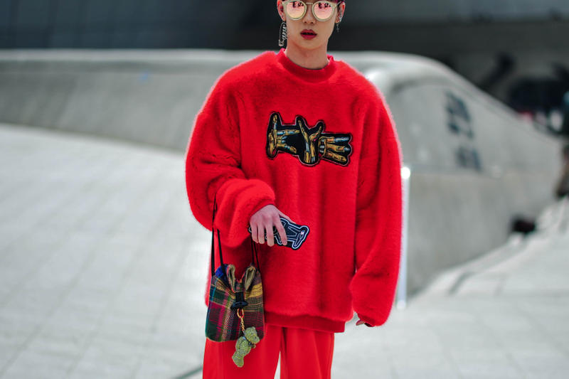 Streetsnaps Seoul Fashion Week 2017