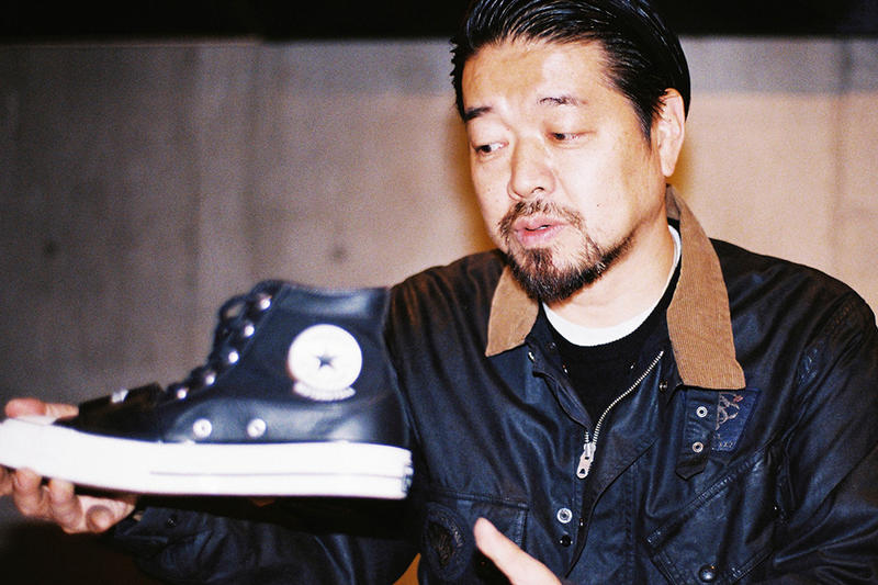 Shinsuke Takizawa NEIGHBORHOOD x Converse Interview