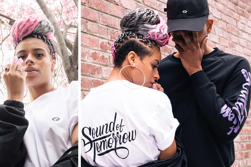 Soulection Supply monkey time Collection Lookbook