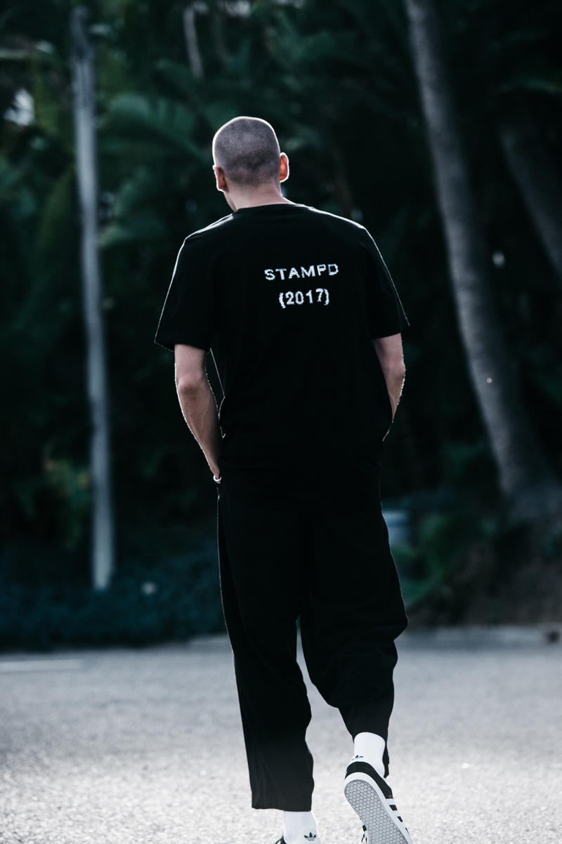 STAMPD 2017 Spring/Summer Goes Against the Grain