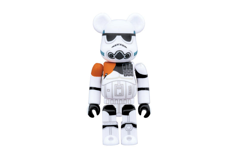 Medicom Toy Star Wars 40th Anniversary Sandtrooper BE@RBRICK Design