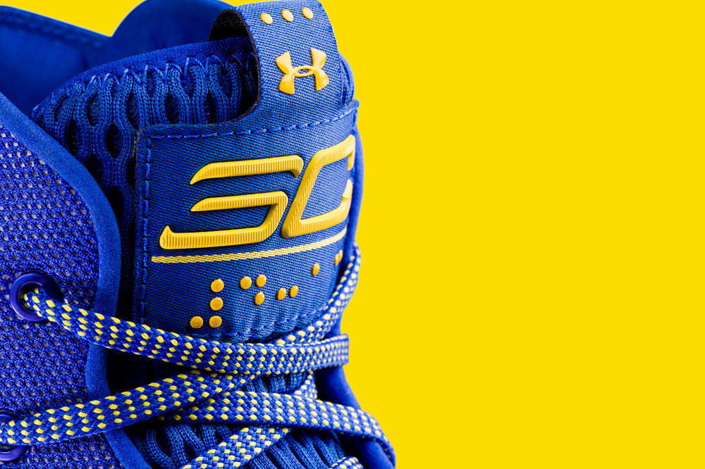 Under Armour CURRY 3ZER0
