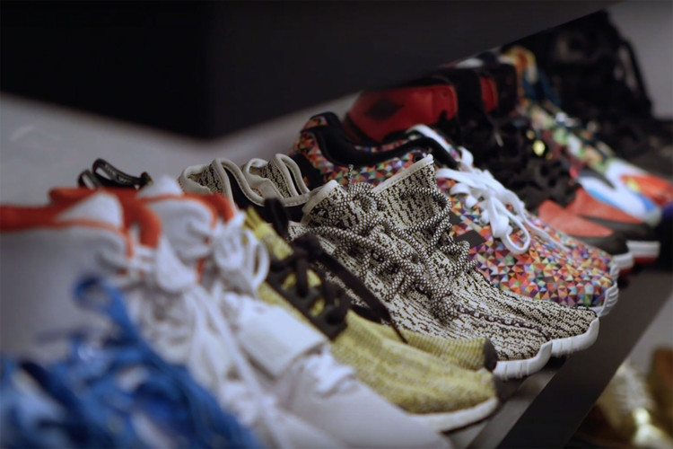 0bc52d9c8e3 A Look Inside Steve Aoki s Sneaker Collection Worth Over  100K USD