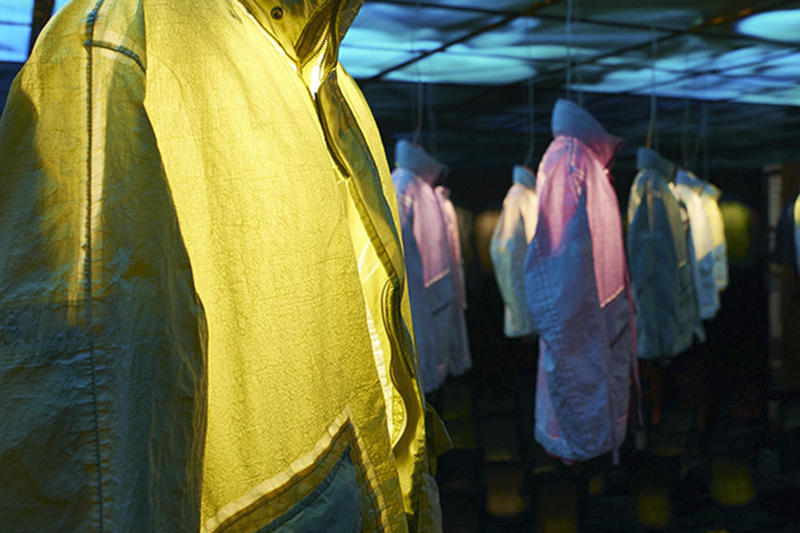 Stone Island Prototype Research Series 02