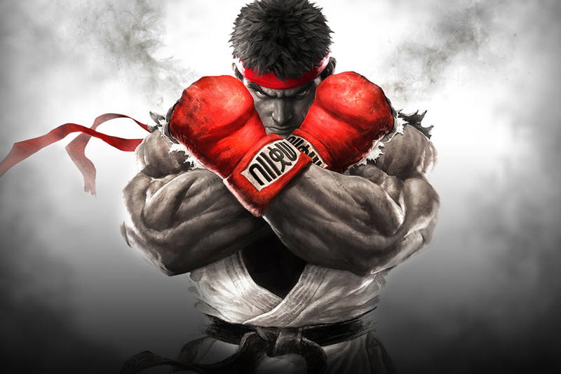 Street Fighter Capcom Ryu