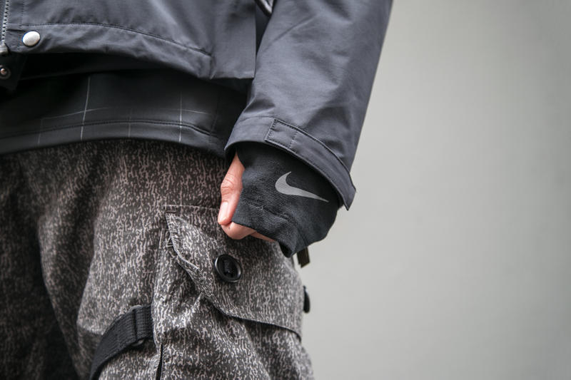 Streetsnaps Techwear Collective ACRONYM visvim Nike Supreme PORTER Yohji Yamamoto
