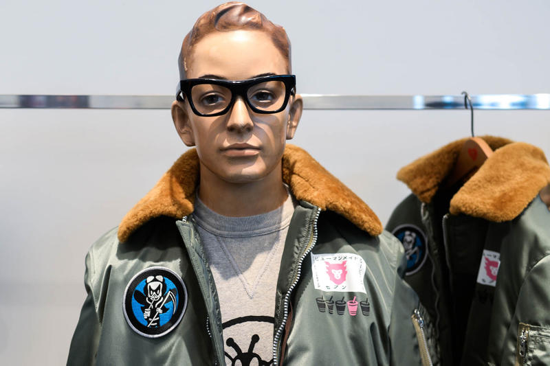 EXILE NAOTO Human Made MIHARAYASUHIRO STUDIO SEVEN