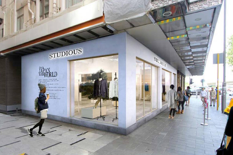 STUDIOUS Hong Kong Flagship Opening