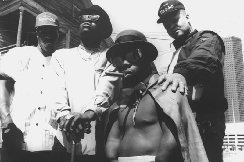 Supreme Rap A Lot Records Geto Boys Houston James Prince Southern Rap Collab