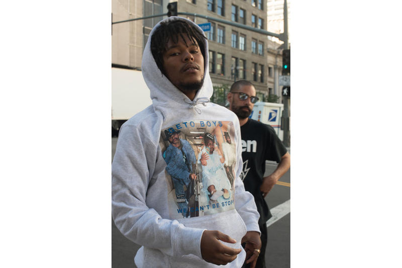 Supreme x Rap-A-Lot Records 2017 Spring/Summer Collection