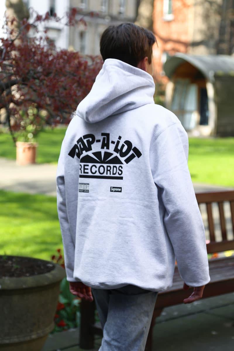 Supreme x Rap-A-Lot Records