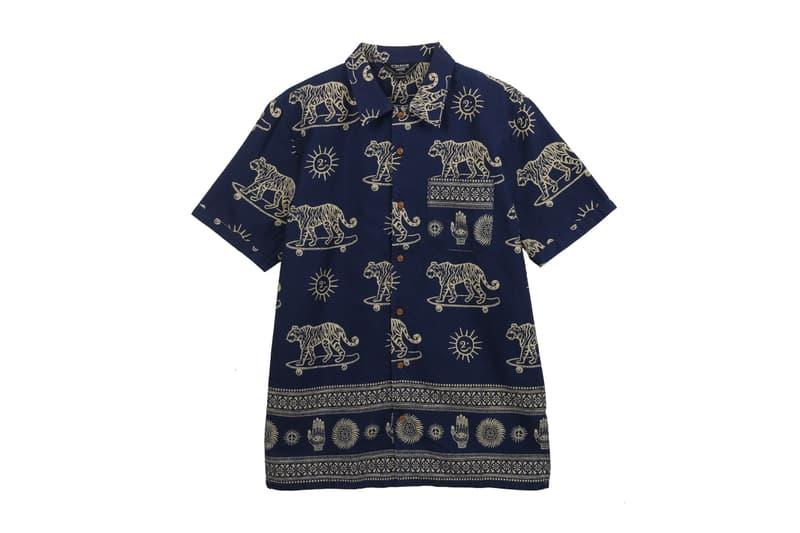 Taka Hayashi Vans Vault 2017 Spring/Summer Collection Button-up Shirts T-shirts