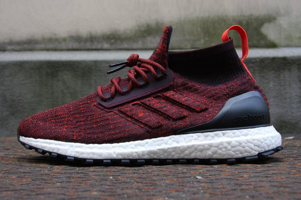 df195f9e09ae7 The adidas UltraBOOST ATR Mid Primeknit Reemerges in Fiery Red