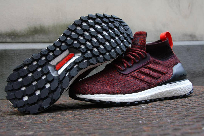 info for 7143e 1c886 adidas UltraBOOST ATR Mid Primeknit in Fiery Red | HYPEBEAST