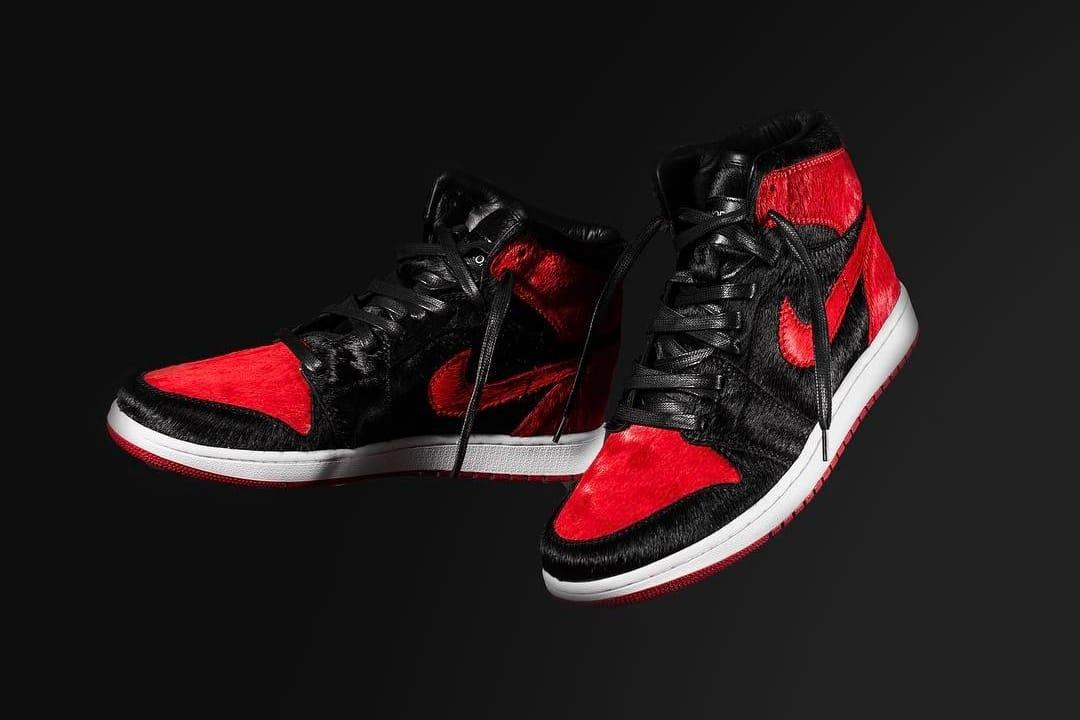 "The Shoe Surgeon Air Jordan 1 ""Banned"