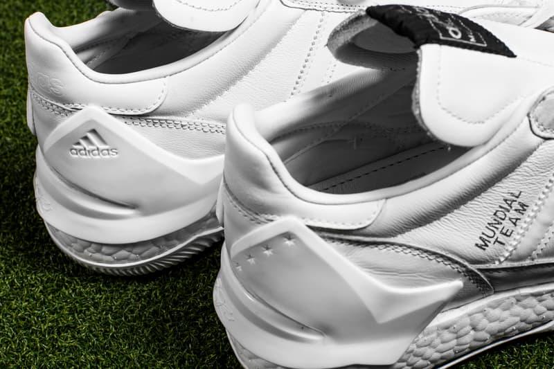 The Shoe Surgeon Jon Wexler adidas Copa Rose Triple White