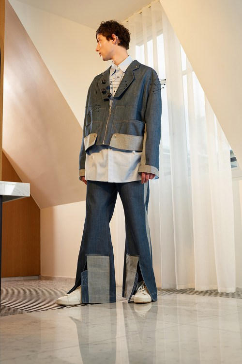 The-sirius 2017 Fall/Winter Collection Seoul Fashion Week Younchan Chung International Fashion Showcase Designer
