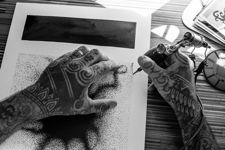 0a329499eecb8 Tattoo Artist Thomas Hooper on the Psychology of Ink | HYPEBEAST