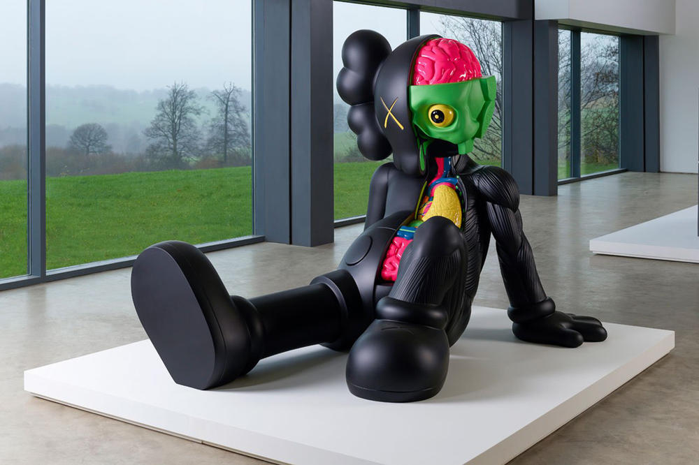 KAWS Yayoi Kusama Ai Weiwei Takashi Murakami Damien Hirst Art Artwork Gallery Exhibit