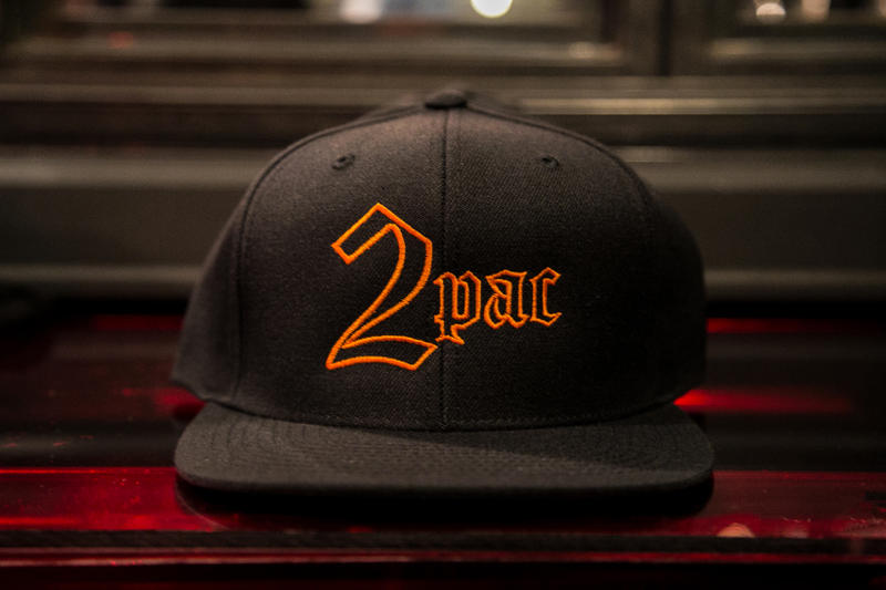 A$AP Bari's Tupac by VLONE Pop-Up