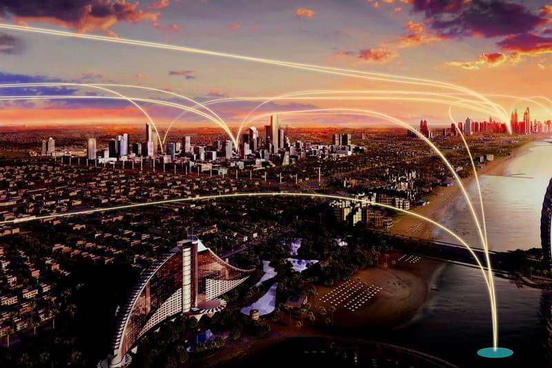 Uber Flying Taxis Dubai Texas Dallas