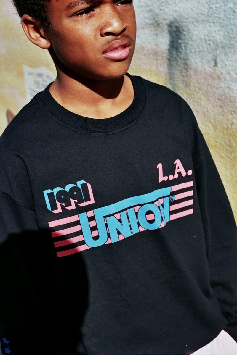 Union LA Lookbook Black 1991 Sweat