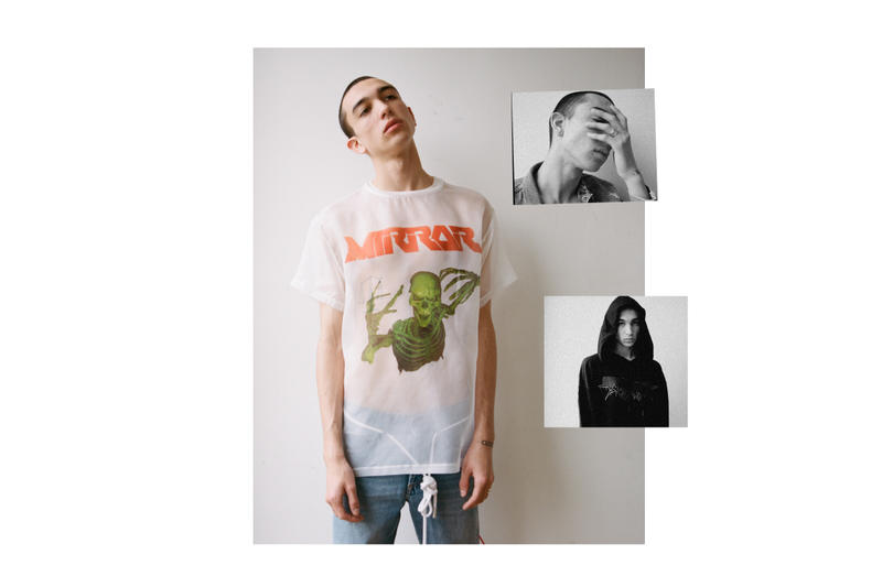 Union Los Angeles' OFF-WHITE Second Delivery Union LA Lookbooks Virgil Abloh