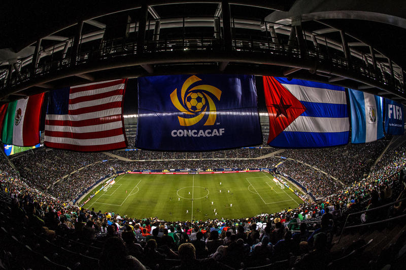 CONCACAF usa mexico canada 2026 fifa world cup host bid joint