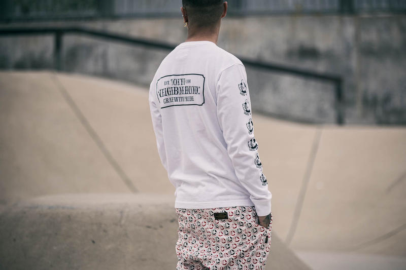 Vans NEIGHBORHOOD 2017 Spring Summer Lookbook
