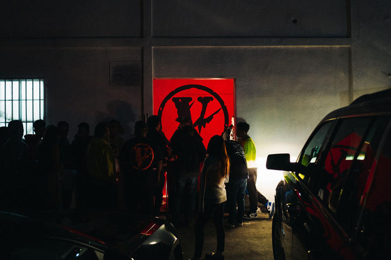 VLONE x fragment design 4/20 Pop-Up in L.A.
