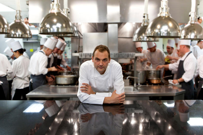 World's 50 Best Restaurants 2017 Eleven Madison Park Daniel Humm