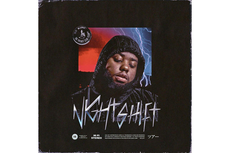 24Hrs Night Shift EP