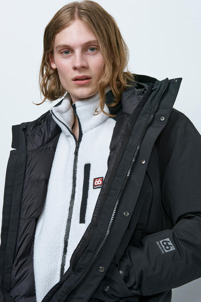 66°North Outerwear for 2017 Fall/Winter Lookbook Outwear