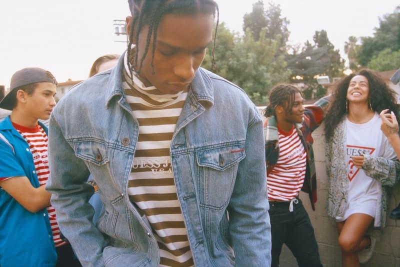 GUESS $20 Million Loss A$AP Rocky