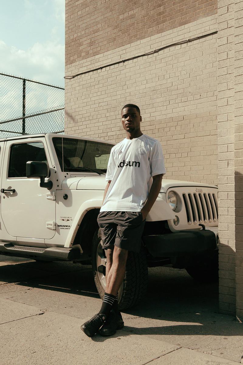 """Adsum """"96 Degrees in the Shade"""" 2017 Spring Summer Editorial"""