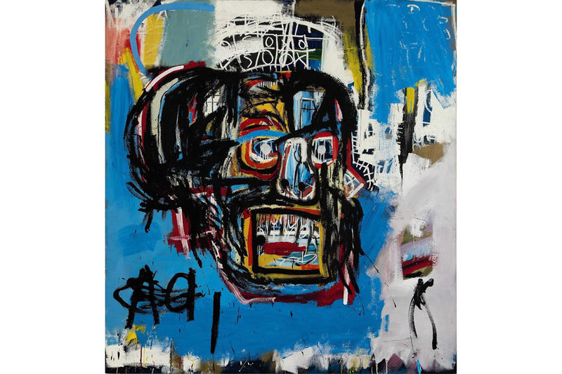 Jean-Michel Basquiat's Untitled Sells for $110 Million USD at Auction