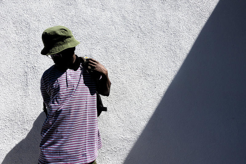 Knxwledge in Carhartt WIP 'Coming to Light' Editorial